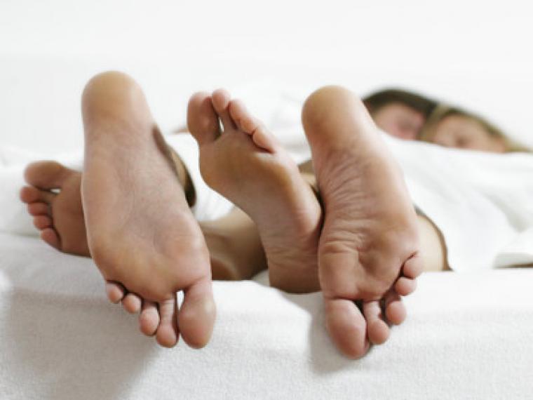 Sensualidad en tu pareja