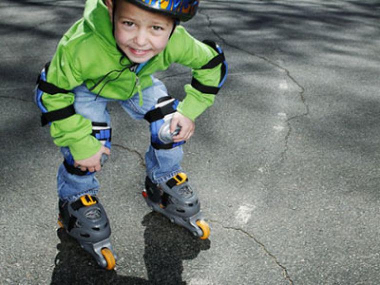 ¿Ya pueden patinar?