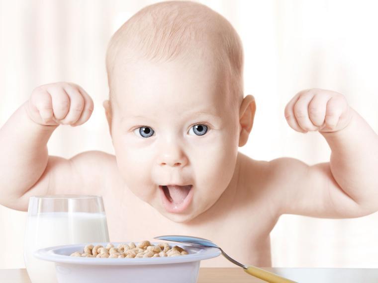 Introducir los cereales: sin prisas