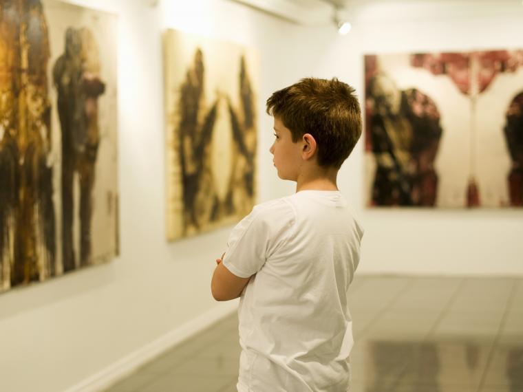 Guía de museos para niños