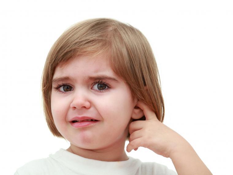 Otitis: ¿qué hacer cuando al niño le duele el oído?