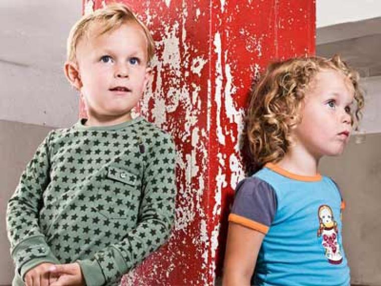 Fotos. Moda para niños trendy