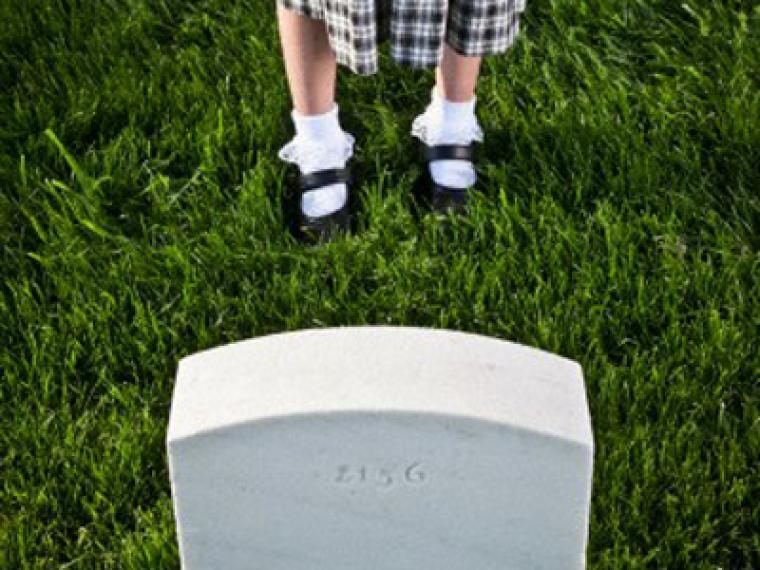 La edad apropiada para asistir a un funeral