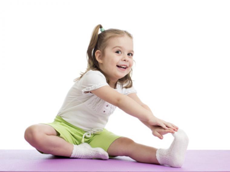 Yoga para niños: ¡todo son ventajas!