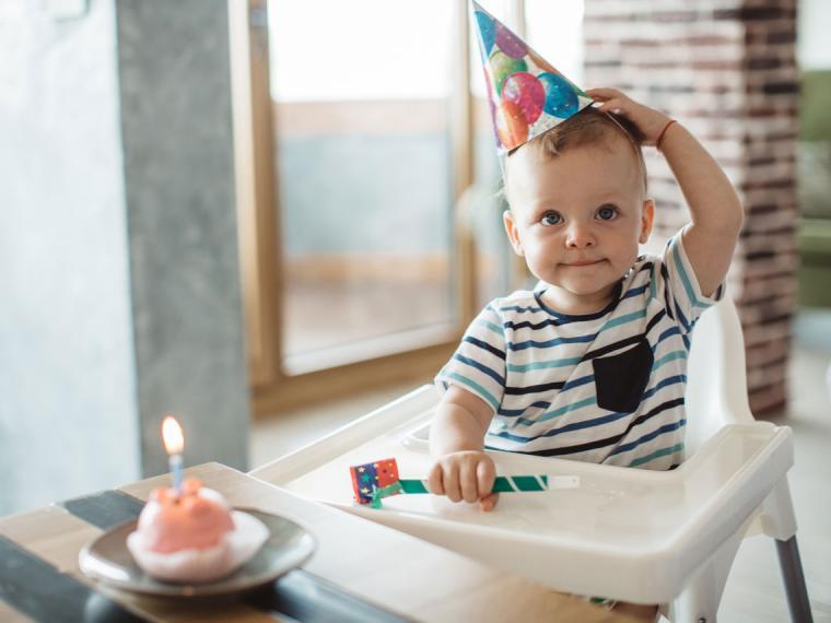 El primer año del bebé: cada mes, una hazaña