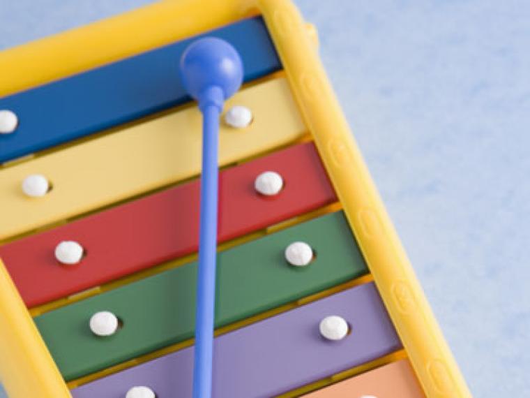 Galería: Juguetes musicales para niños