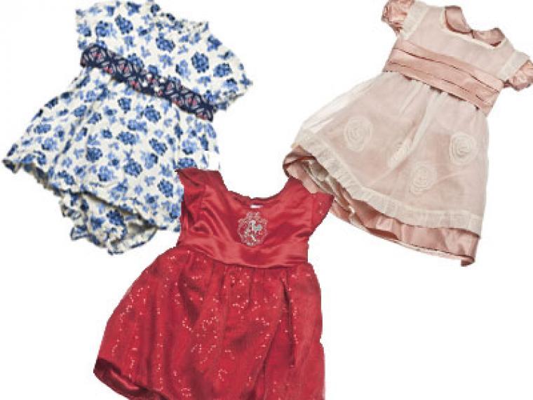 Vestidos de fiesta para mi bebé