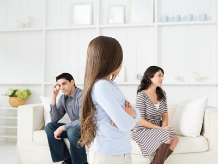 Padres separados: no me pongo de acuerdo con mi ex