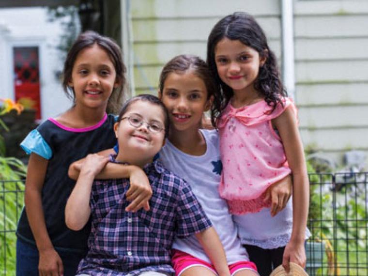 ¿Cómo explicar a los niños el síndrome de Down?