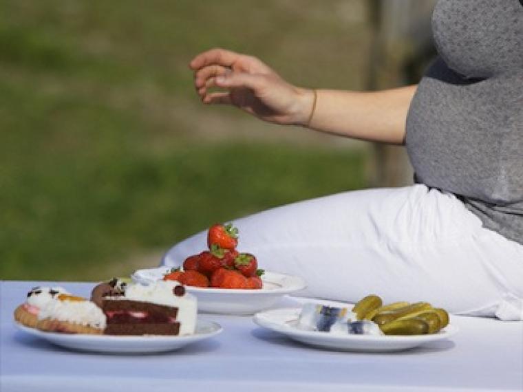 En el embarazo los gustos cambian
