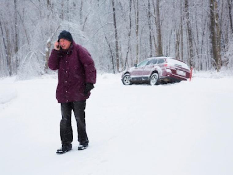 Precauciones en el coche cuando hace mal tiempo