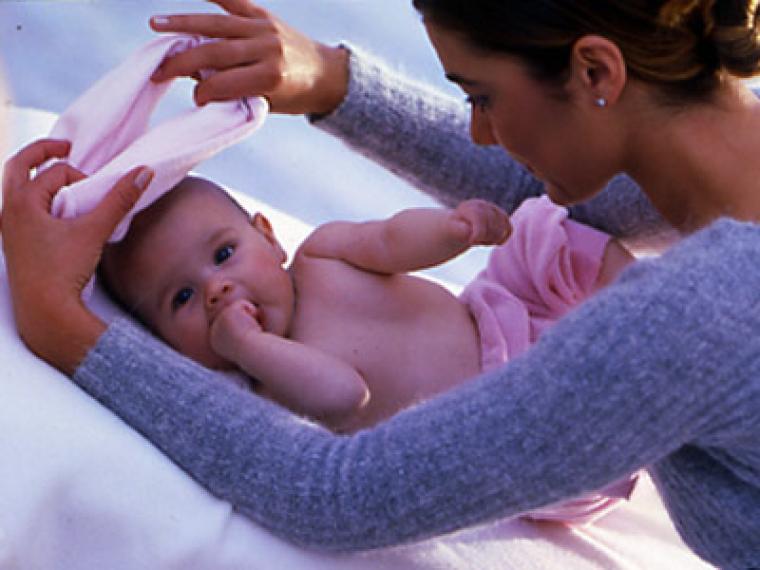 La ropa del bebé: ¿cómo elegirla?