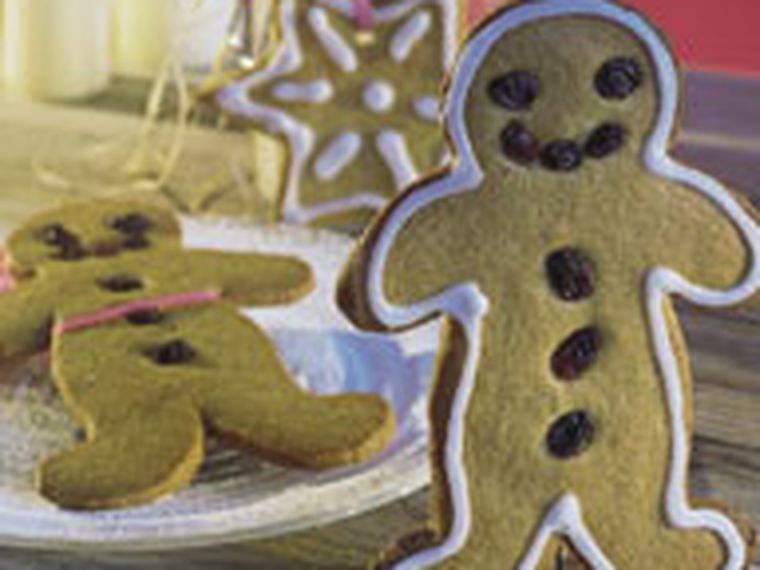 Adornos de Navidad hechos al horno
