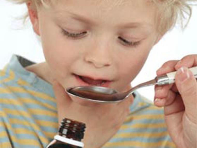 Jarabes infantiles: cuidado con la medida