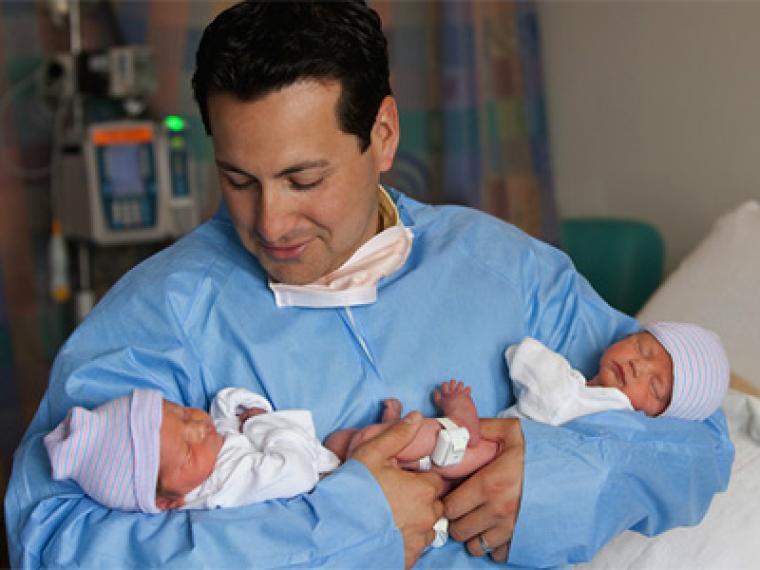 Embarazada de gemelos: qué hay que tener en cuenta