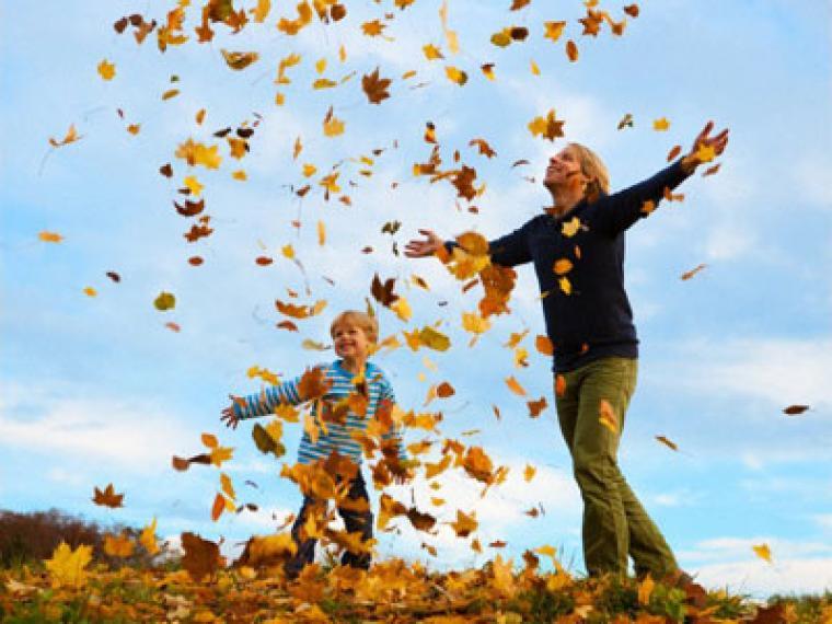 ¡Disfruta de la naturaleza! Actividades para niños en otoño