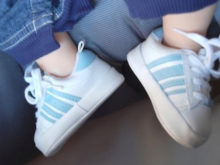 El calzado adecuado