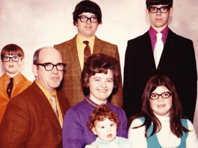 Los retratos familiares más desastrosos
