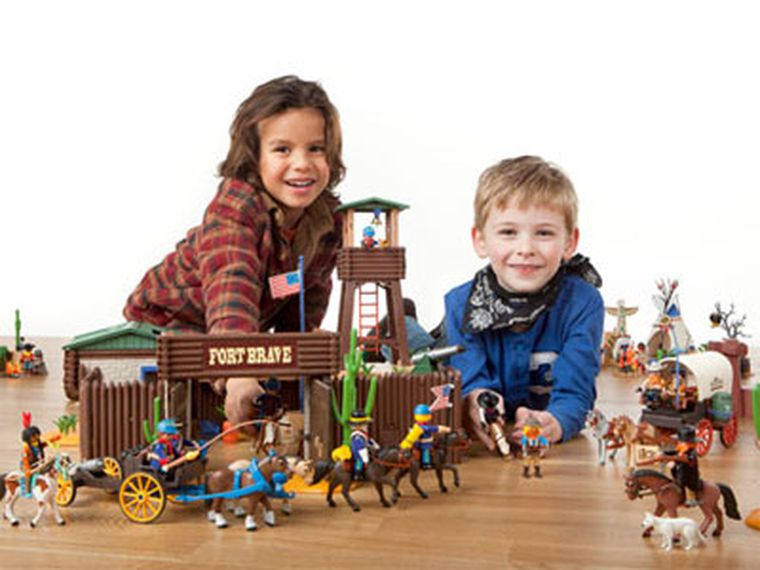 Playmobil cumple 40 años