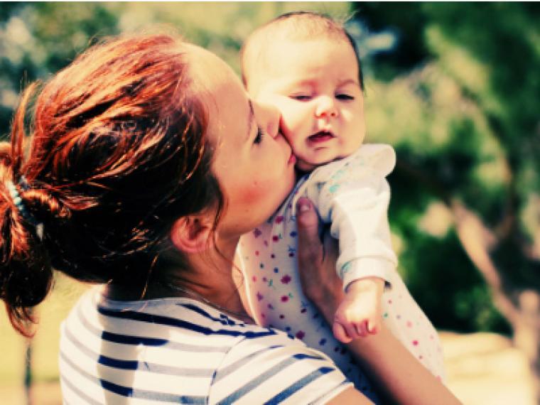 Madres solteras (o casi)