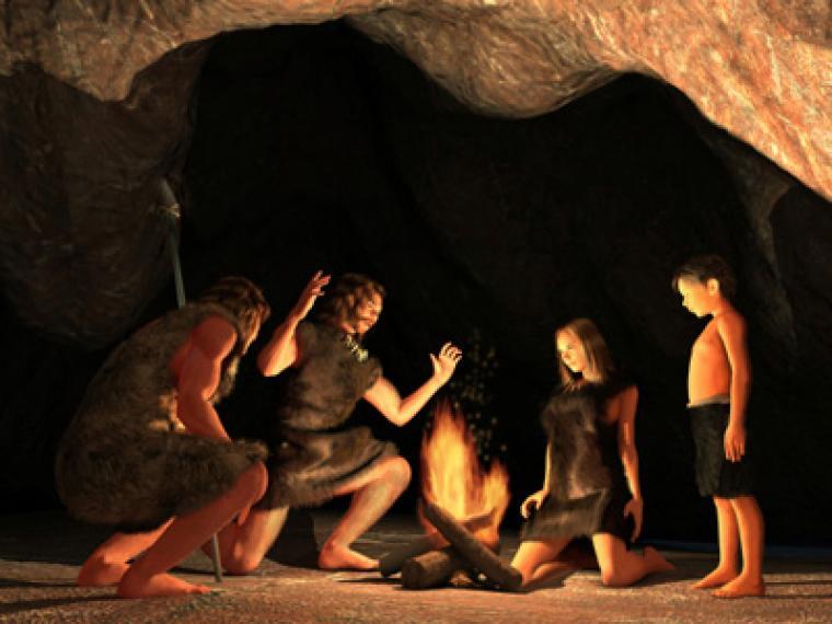 ¿Qué comían las embarazadas hace 200.000 años?