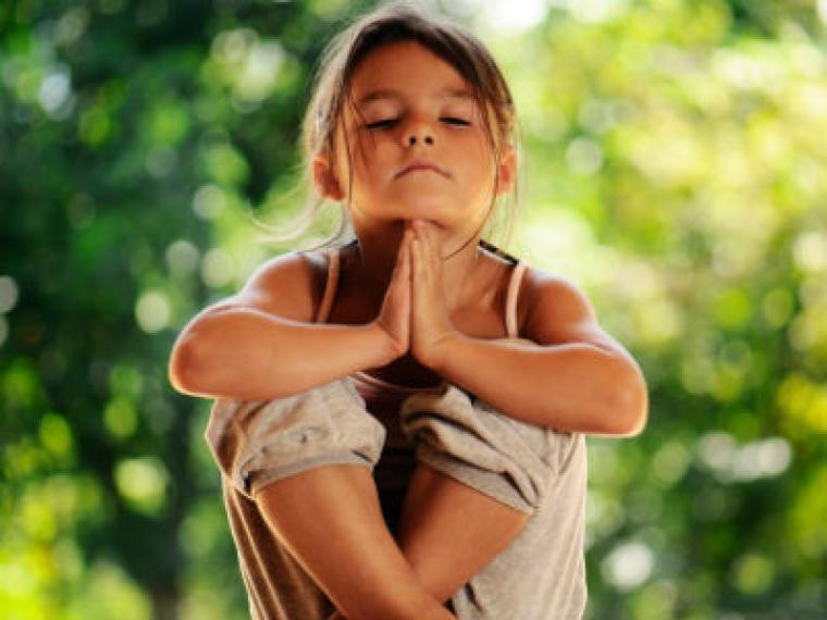 Todos los beneficios del yoga para niños