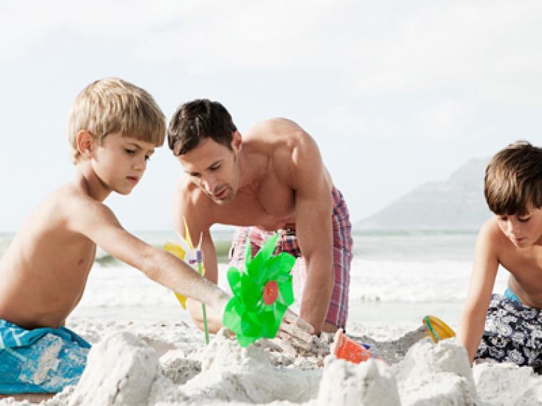 """""""¿De cuántas maneras diferentes puedo dejar huellas en la arena al andar por la playa?"""""""