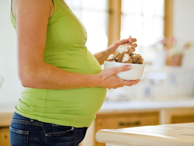 desayuno embarazada