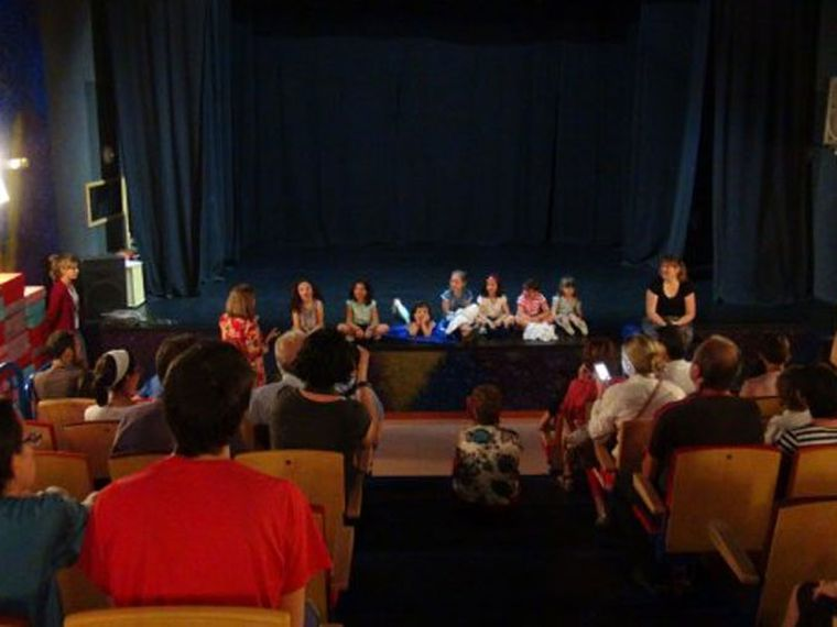 Campamento de arte y teatro para mayores de 3 años