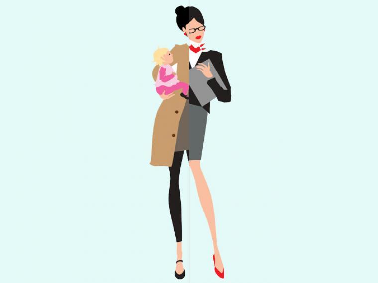 Las mujeres actuales dispuestas a romper con los tópicos