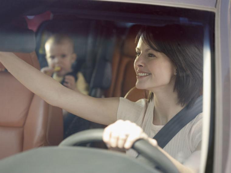 madres al volante
