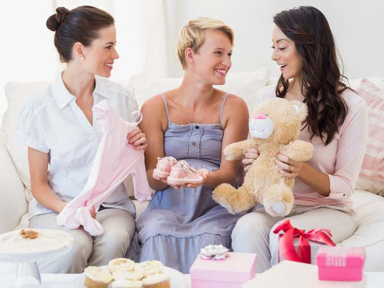 3393b89ee 10 trucos para triunfar en tu Baby Shower
