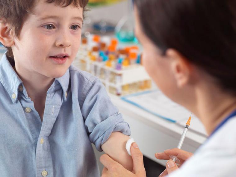 Vacunas en La Rioja