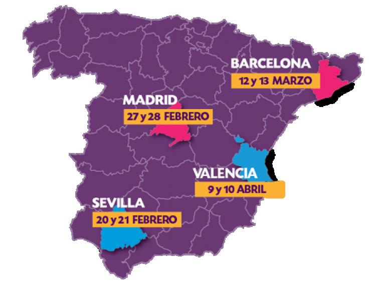 Elige el centro escolar de tus hijos en el mayor evento de los colegios de Valencia