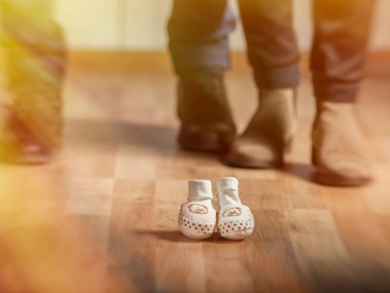 Un bebé no necesita una mamá perfecta, pero sí una mamá