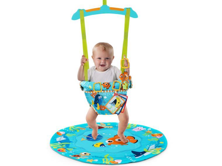 Los beneficios del saltador para el bebé
