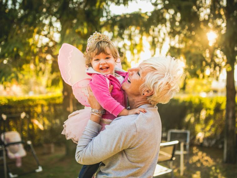 Great Moments es la primera web dedicada a las súper abuelas
