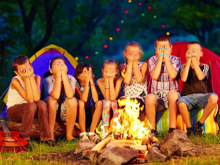 Beneficios de los campamentos de verano