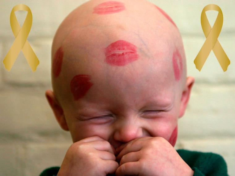 ¡Enciende la esperanza por el cáncer infantil!