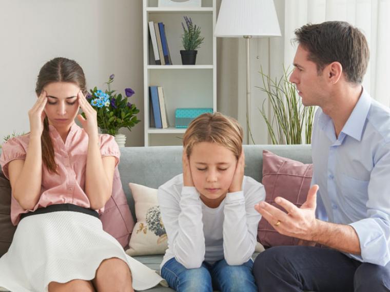 ¡Confirmado! Tu marido estresa más que tus hijos