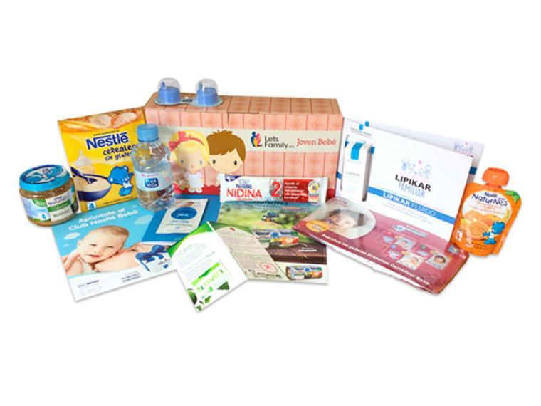 Canastillas gratuitas Embarazo, Nacimiento y Joven Bebé de LetsFamily
