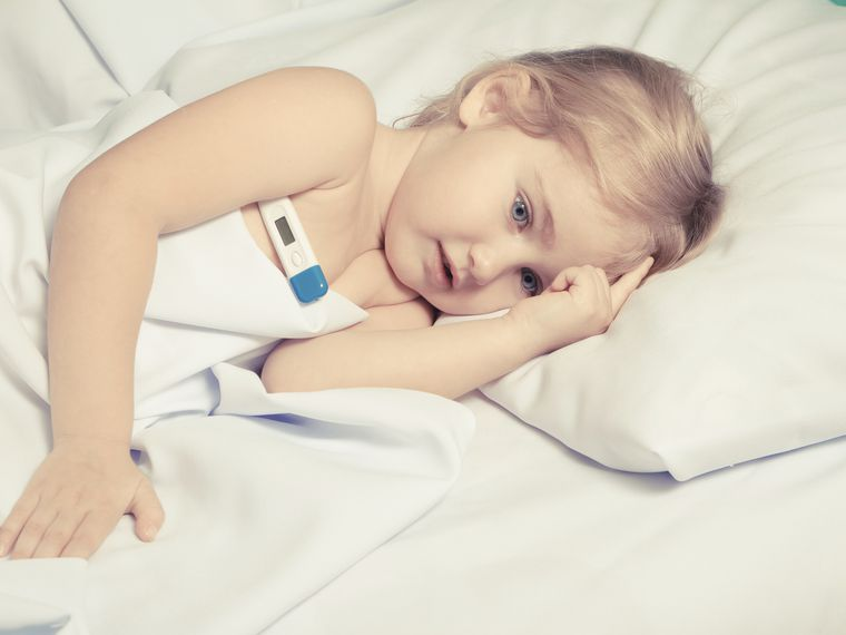 Los antibióticos son ineficaces en las infecciones infantiles más frecuentes