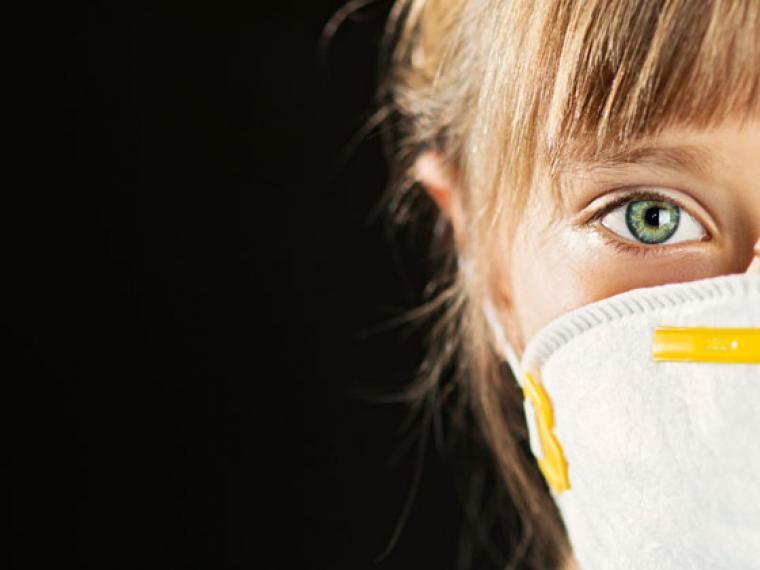 contaminacion niños