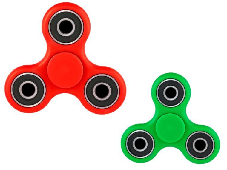 spinner, juguete de moda