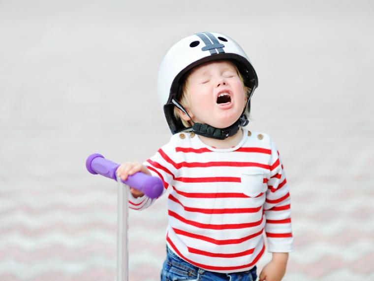 ¿Por qué los niños quieren nuestra llamar la atención constantemente?