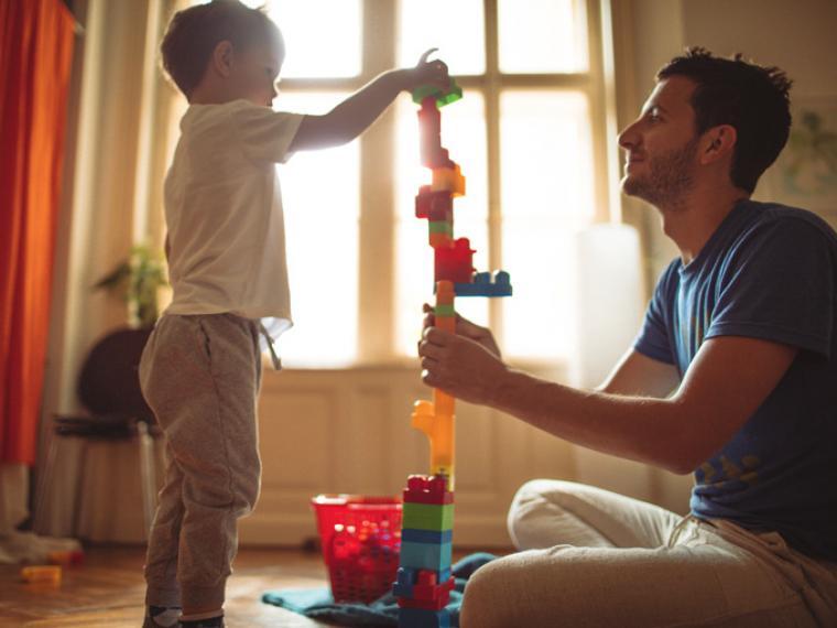 padre e hijo construcciones