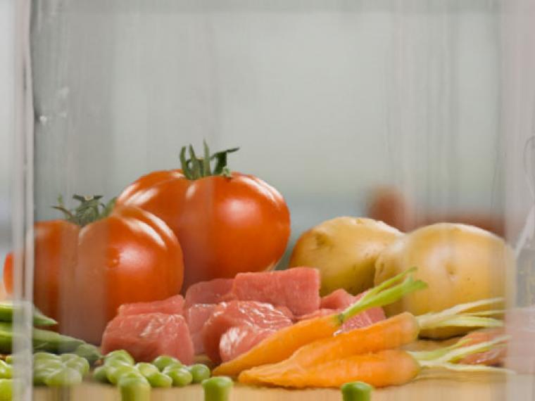¿Son igual de sanas las verduras y frutas del supermercado que las de los tarritos?