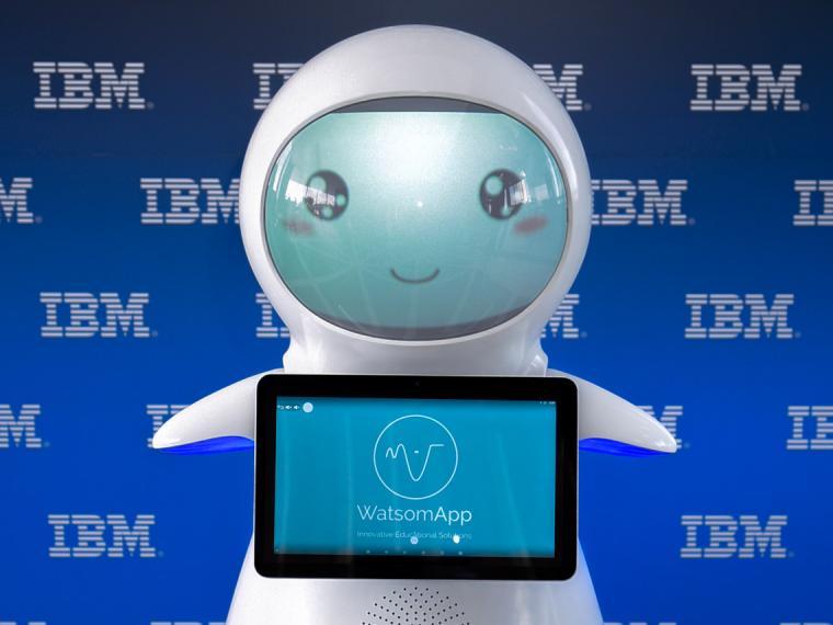 Inteligencia artificial: Así es Snow, el robot que vela por la convivencia positiva en los colegios