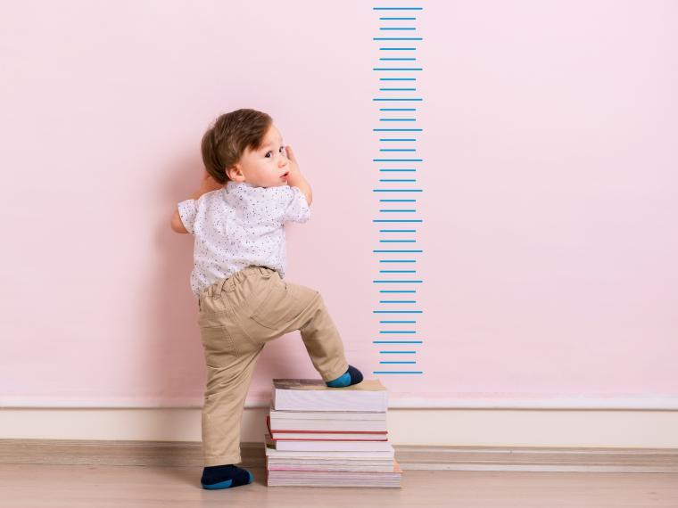 Estirones de crecimiento: ¿duele crecer?