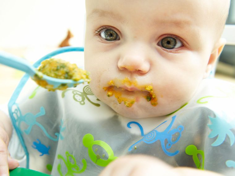 Cuidado: estas verduras podrían ser perjudiciales para tu bebé